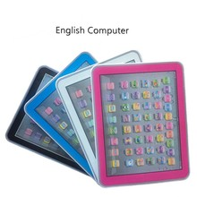Educational learning toys English Learning Machine Kids Laptop Children tablet infantil
