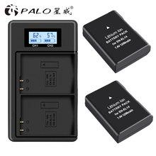 EN-EL14 EN-EL14a ENEL14 EN EL14 Dummy Battery + LCD Battery Charger for Nikon en-el14 D3100 D3200 D3300 D5100 D5200 D5300 P7000