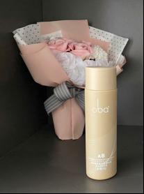 Oba Salon Hair Repair Shampoo and Triple Lotion Nourishing Cream for Unisex photo review