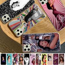 MaiYaCa selena quintanilla Phone Case for iPhone 11 12 pro XS MAX 8 7 6 6S Plus X 5S SE 2020 XR case