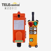 Remote-Control-System Crane F21-4D Buttons Wireless Industrial-Radio Double-Speed