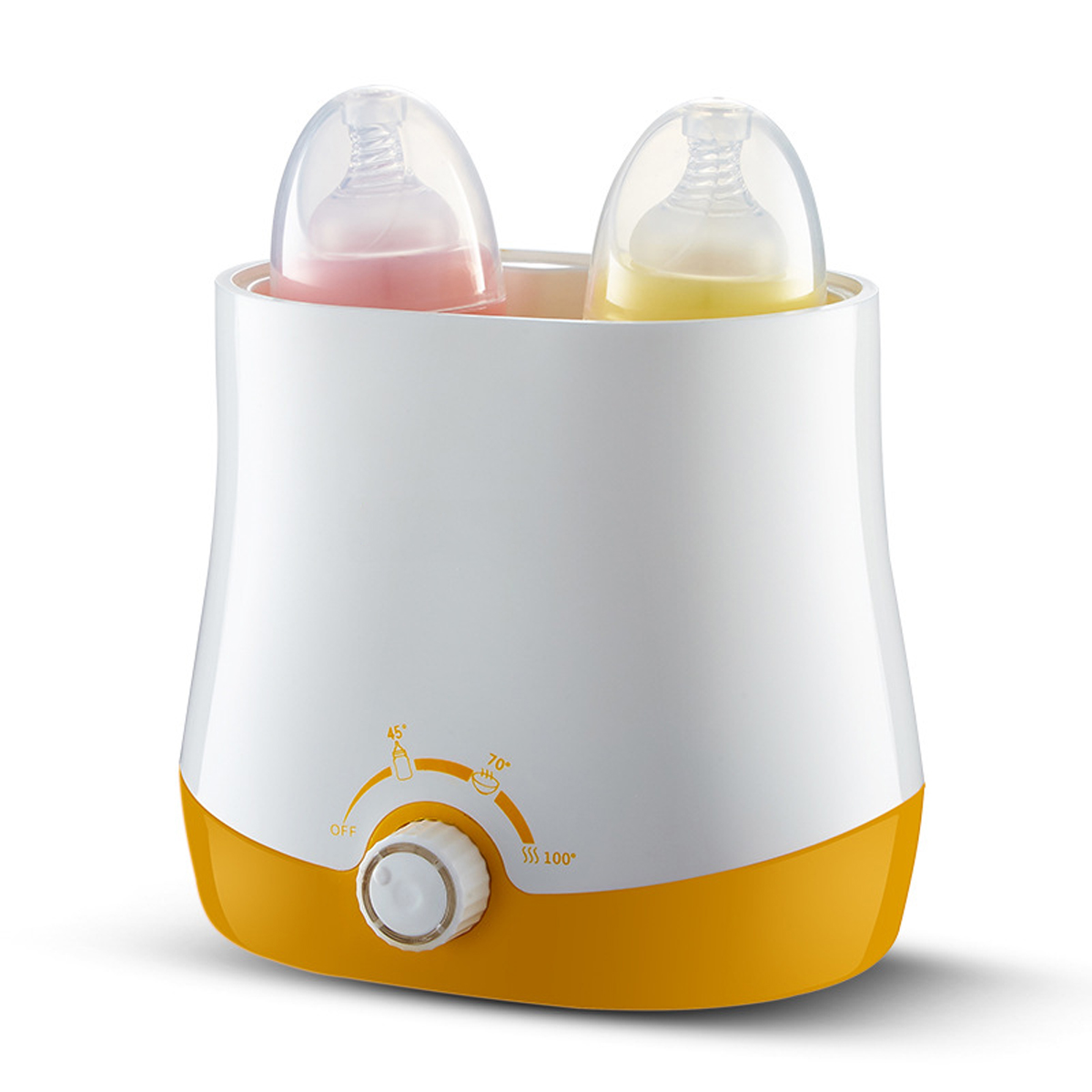 Baby Bottle Disinfection Fast Warm Milk & Sterilizers Multi-function Automatic Intelligent Thermostat Baby Bottle Warmers
