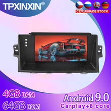 Für Renault Talisman Android 9,0 4G 64GB Auto GPS Navigation Stereo Multimedia Player Auto Stereo Head Unit Radio band Recorder