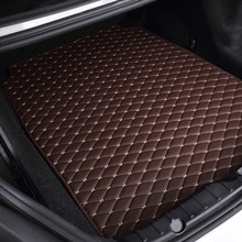 цена на Custom special car trunk mats for KIA FORTE K2 K3 K5 SOUL SPORTAGE OPTIMA Sorento waterproof durable cargo rugs carpets