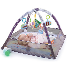 Baby fitness frame boys and girls crawling game blanket puzzle multi-function fence crawling mat enlightenment toys 0-18