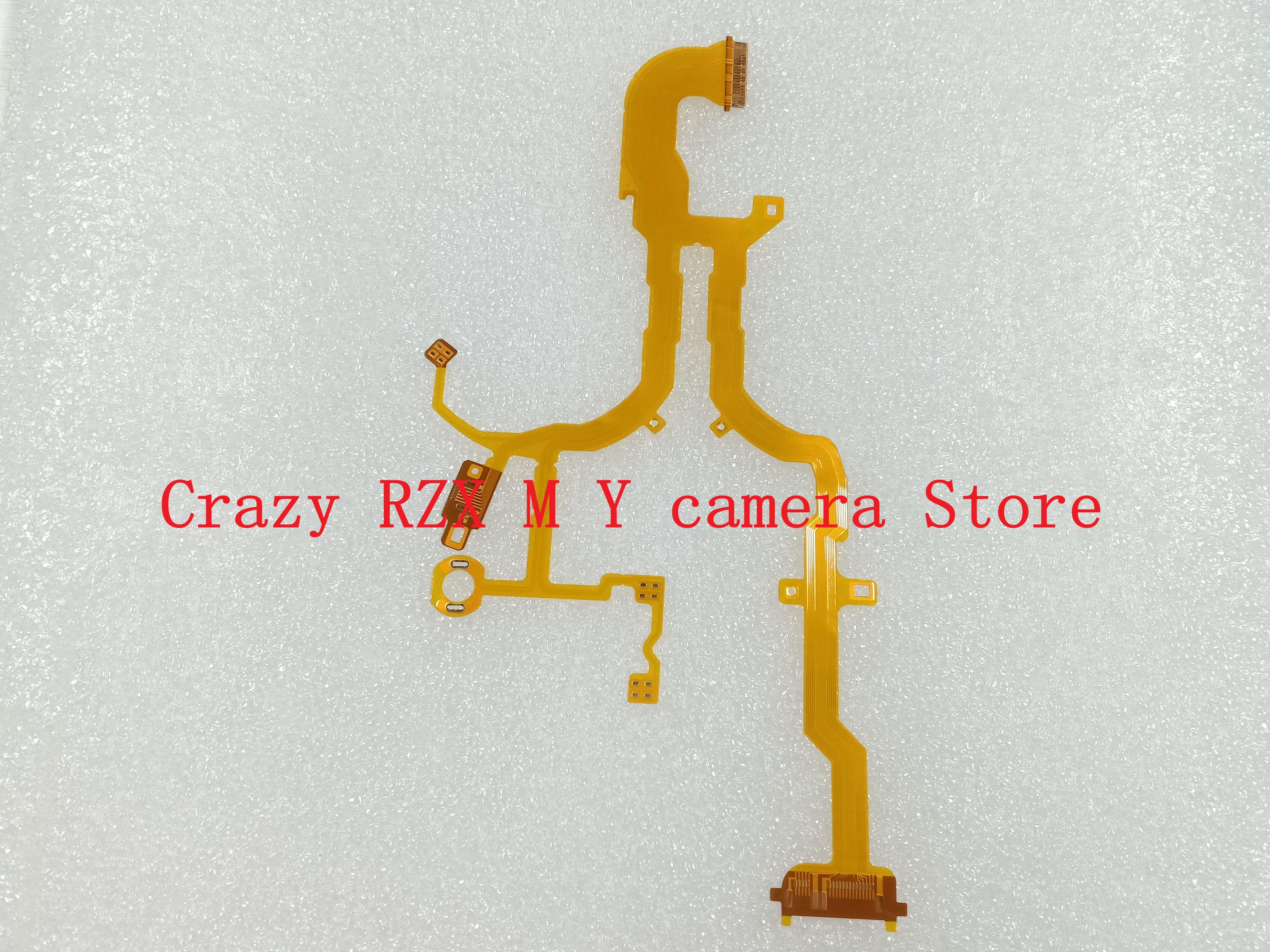 NEW Lens Back Main Flex Cable For SONY DSC-RX100 DSC-RX100 II RX100 M2 Digital Camera Repair Part NO Socket