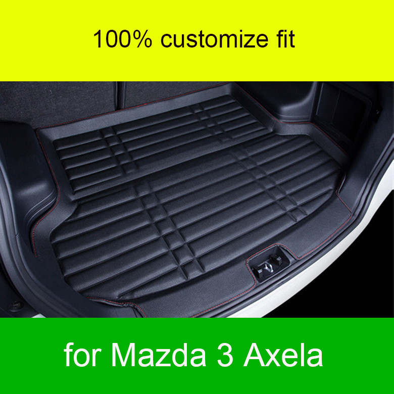 Rug, For, Mazda, Accessories, Car, Leather