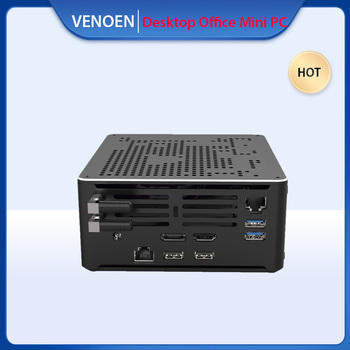 VENOEN Mini Protable PC Intel Core i9 9880H DDR4 RAM Xeon E3-1505M i7 9850H i5 8300H Tiny gaming Computer Desktop PC Home Unbunt