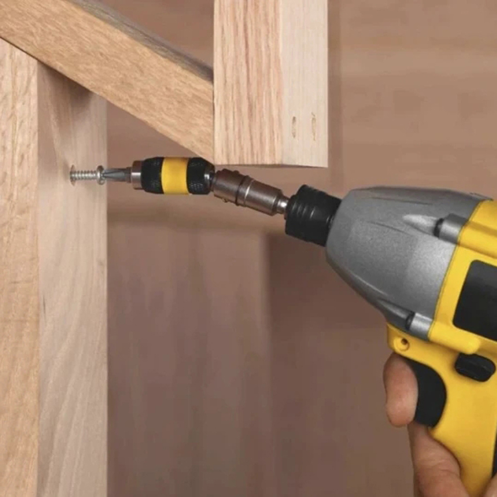 Magnetic Adjustable Screw Drill Tip