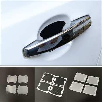 Car Door Handle Sticker for Mazda 2 3 5 6 CX-5 CX7 CX-8 CX9 CX-3 CX-4 CX-30 MX-5 Atenza Axela BT-50 Hazumi Takeri KOERU Minagi image