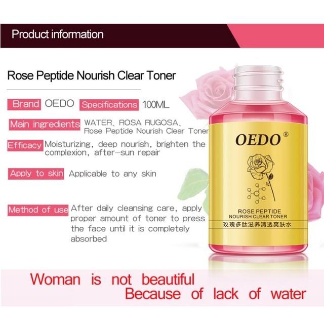 Rose Peptide Serum Nourish Clear  5