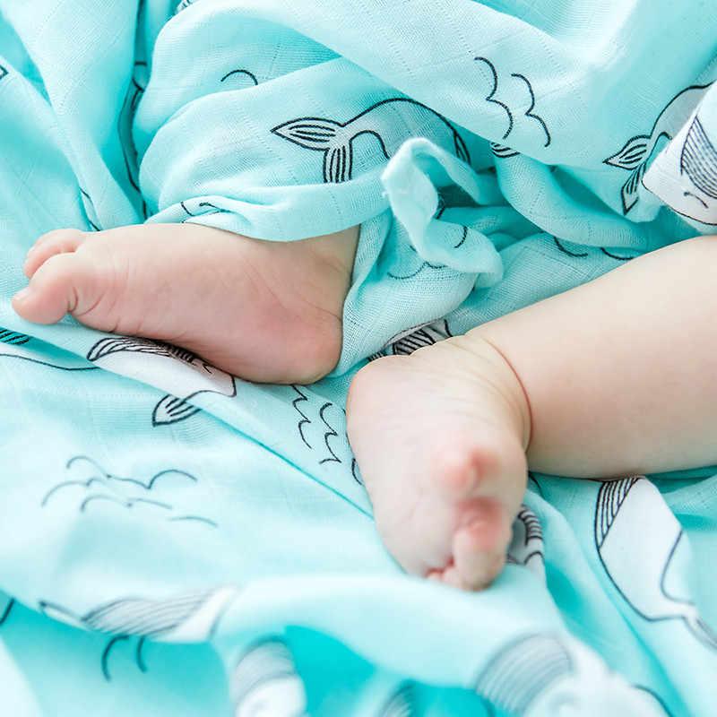 100% bambou bébé החתלה bébé שוקולד לציפוי דה מוסלין דה qualité mieux que עדן אנאיס bébé רב שימוש גרנדה couche שוקולד לציפוי