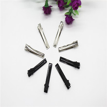 Производители 4,5 сантиметров заколки зажим «утиный клюв» волосы корейский стиль аксессуары заколки BB зажим металлический зажим ручной