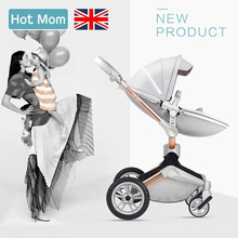 2020Free shipping Hot Mom 2 in 1 Luxury Baby Stroller Two-way Newborn carriage H