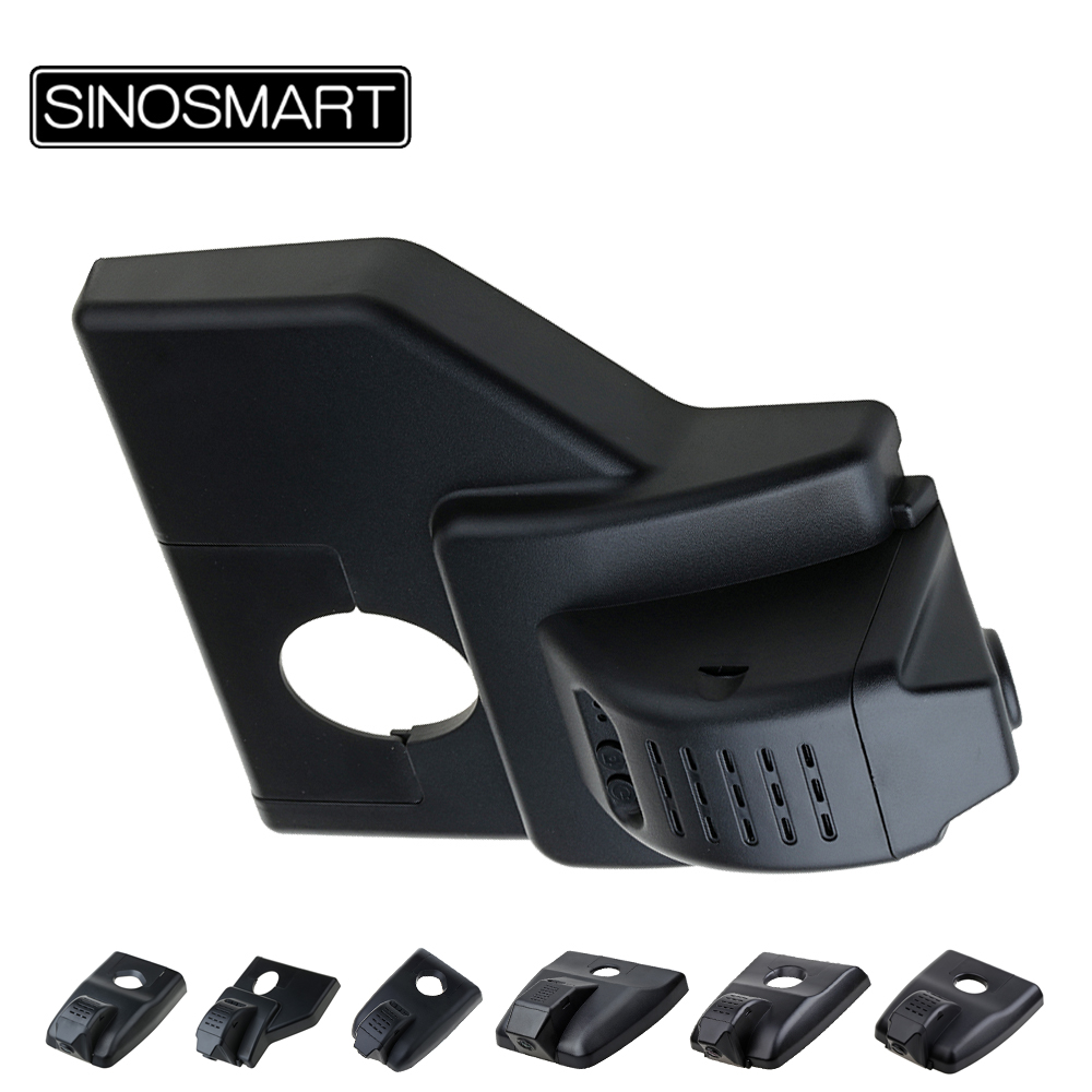 SINOSMART Novatek 96658 <font><b>Car</b></font> WiFi <font><b>DVR</b></font> Camera for <font><b>Lexus</b></font> NX RX ES UX Series etc. Optional APP Control SONY IMX323 image