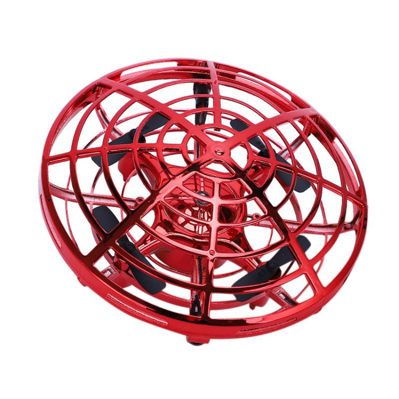 Cool Kids Toys Hand Operated Drones Ball Flying Airplanes Hands Free Mini Aircraft Remote Control Helicopter Flying Ball Toys