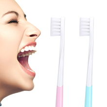 Y-Kelin New High Density Soft Bristle Toothbrush soft gum care Couple teethbrush Household fashion adult Travel Toothbrushes