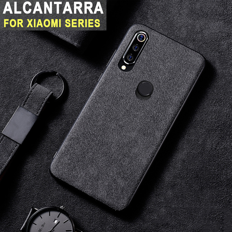 Luxury Leather Phone Cover <font><b>Case</b></font> for <font><b>Redmi</b></font> <font><b>Note</b></font> <font><b>7</b></font> Red mi Note7 Silicone Batman fur <font><b>Logo</b></font> Coque for Xiaomi Mi 9 8 Mi9 Mi8 image