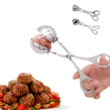 Meatball Maker Stainless Steel Stuffed Clip DIY Fish Meat Rice Ball 16 cm /17 CM Kitchen accessories