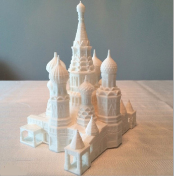 basil's cathedral Custom order highqualityhighprecision digital models 3D printing service Artistic things ST2543