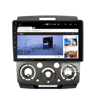6G + 128G GPS Navigation Multimedia Player for Ford Everest Ranger 2006-2012 for mazda bt 50 Car Radio Video Player not 2din dvd image