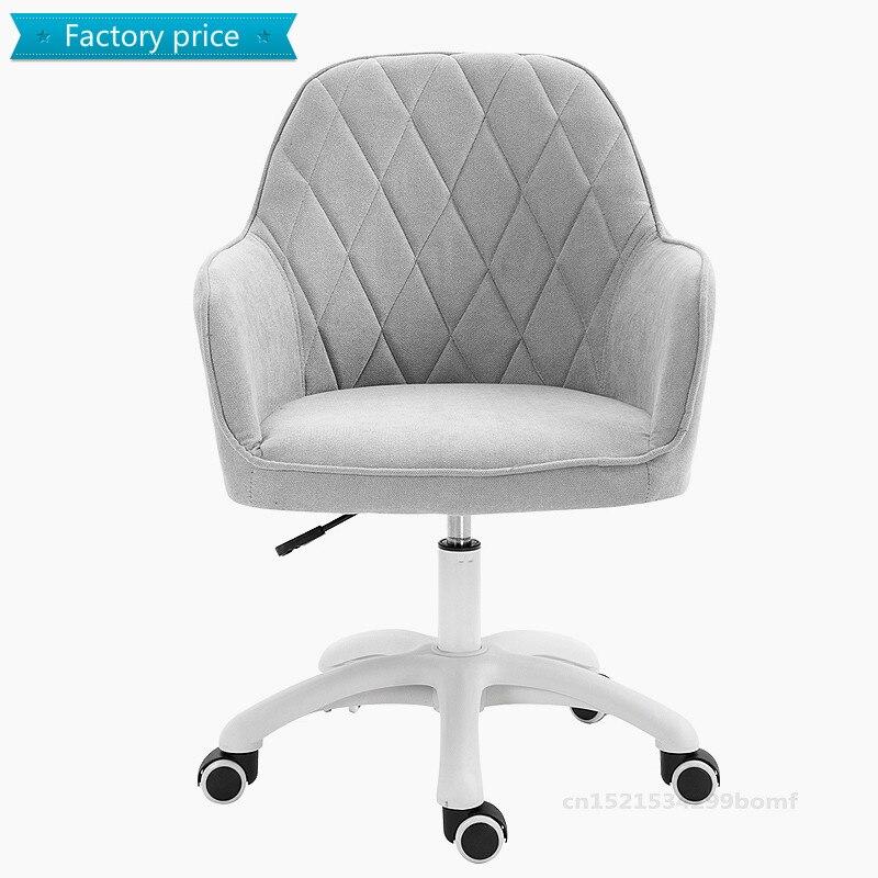 Cadeira do computador à moda que levanta & sofá giratório para o dormitório do estudante cadeira do jogo da tela para casa cadeiras do escritório com rodas multicolorido