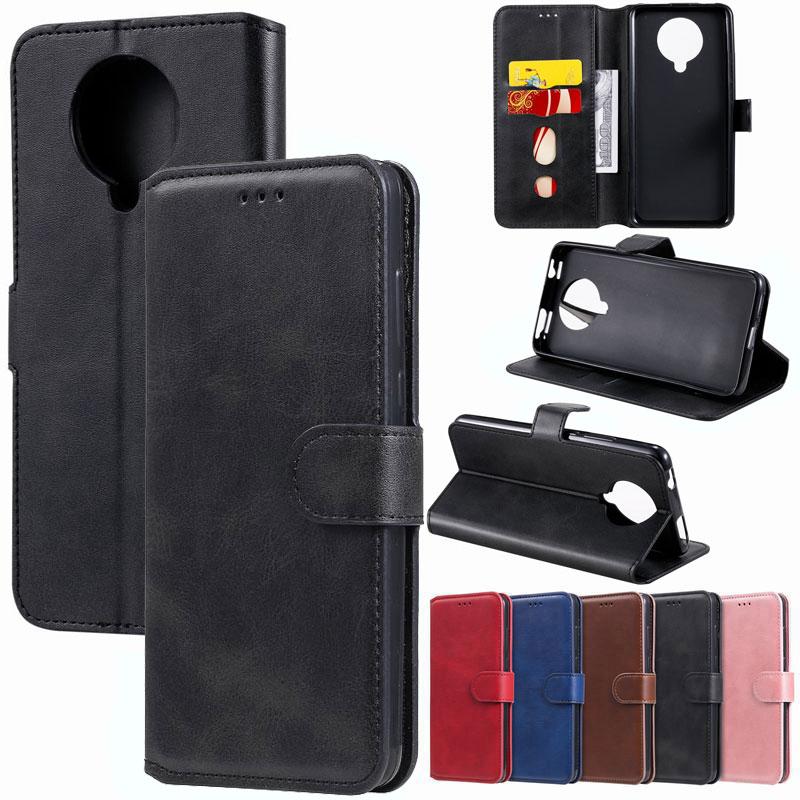 Flip Leather Case For Xiaomi Redmi K30 Pro Zoom 5G Case For Poco F2 Pro Pocophone X2 Wallet Cover Redmi K30 Pro Global Version