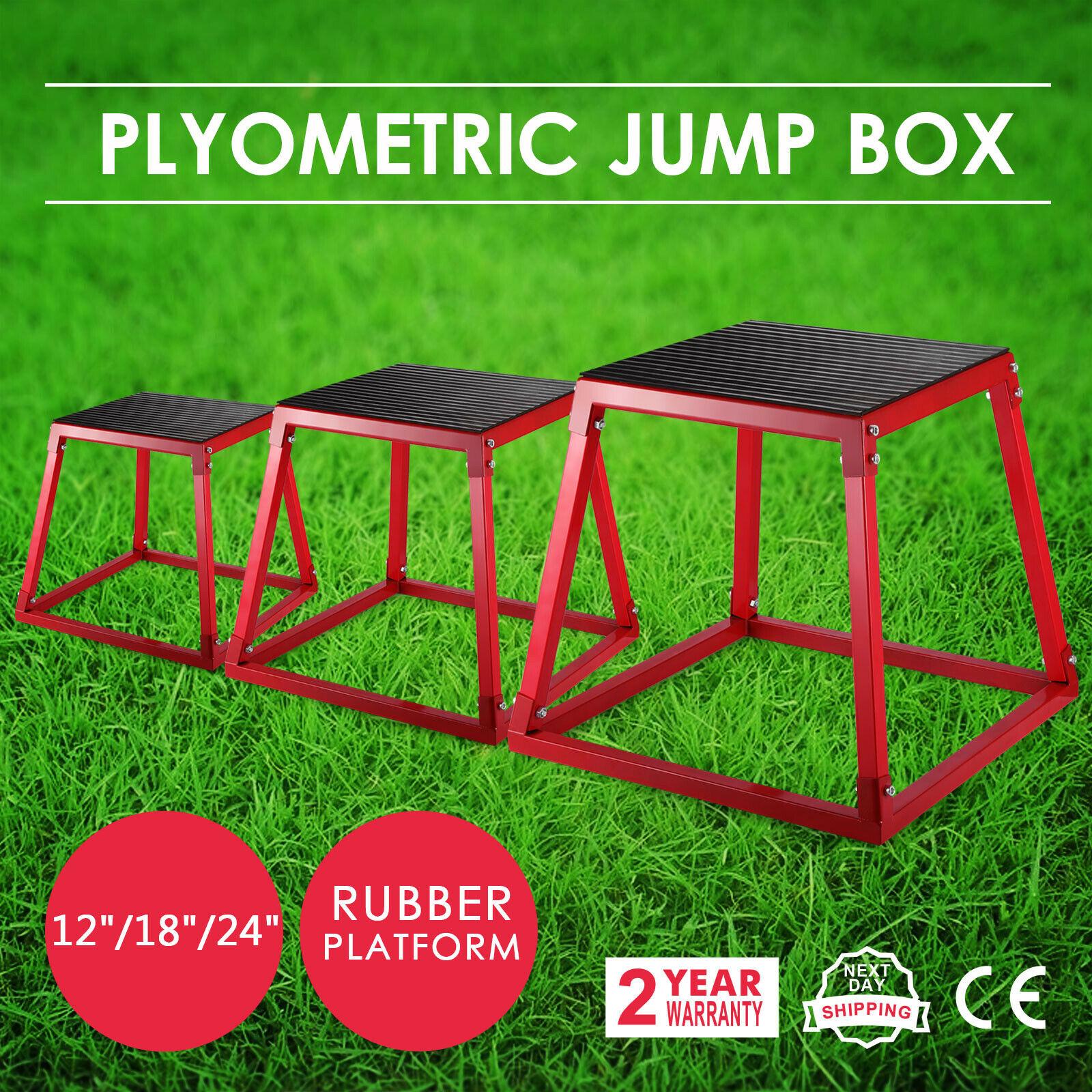 3ps Plyo Jump Boxes Set 12
