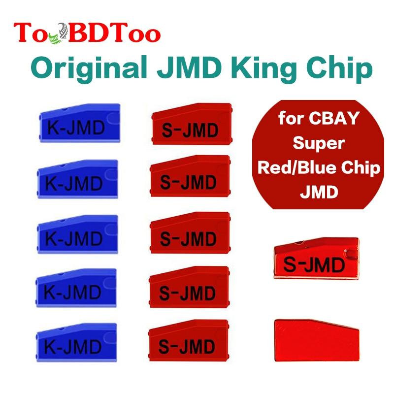 Original Super Chip JMD King Chip JMD Handy Baby Key Copier CBAY Super Red/Blue Chip JMD 46/48/4C/4D/G Chip