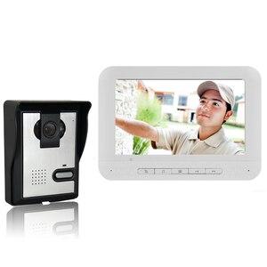 Image 5 - SmartYIBA Hình Ảnh Hồng Ngoại Camera 1000 TV Line Vòng Chuông Cửa HD Có Dây Chuông Cửa Liên Lạc Nội Bộ Hệ Thống Chuông Cửa Mục Từ Điện Thoại cuộc Gọi
