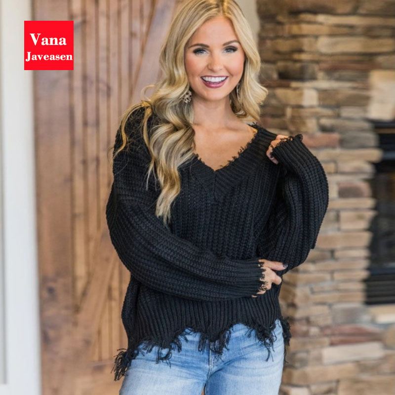 Off The Shoulder Autumn Sweater For Women
