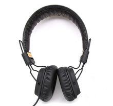 Em estoque grandes fones de ouvido estéreo alta qualidade fone de ouvido com fio de alta fidelidade jogos com microfone para marshall fones para telefone pc