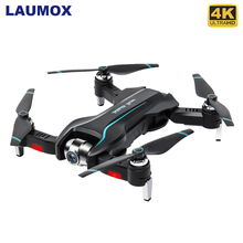 LAUMOX S17 RC Drone with 4K Adjustable Wide-Angle Camera Foldable Quadcopter Opt