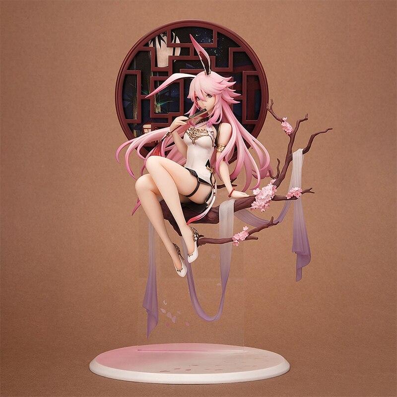 Houkai 3rd Sakura Yae China Dress Ver. wInitial Release Bonus Item PVC Action Figure Anime Figure Model Toys Doll Gift