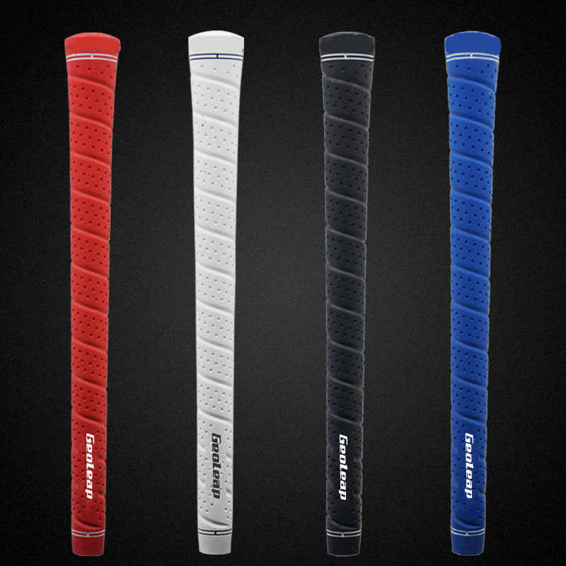 Wrap Golf Grip 4 Colori per scegliere TPE Materiale Pallina Da Golf di Serie Grip 10 pz/lotto trasporto libero