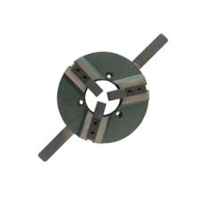Acessórios da plataforma giratória do positioner da soldadura auto centralização wp200 3 maxilas mandril manual do torno