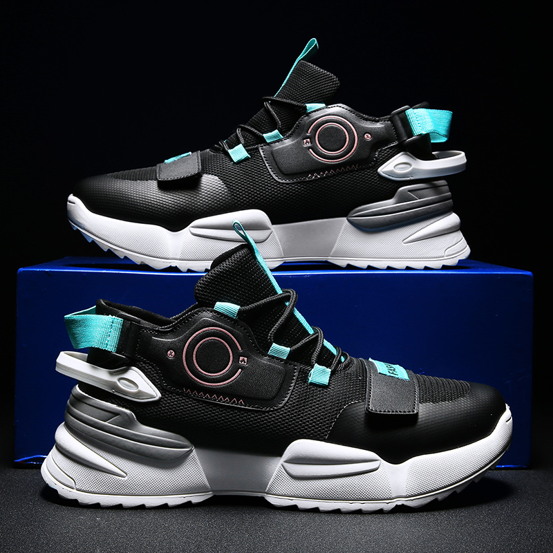 BIGFIRSE Casual Shoes For Men Brand Trend Solf Man Fashion Sneakers  Leisure Shoes Zapatillas Hombre 2020 Men Fashion Shoes Tide