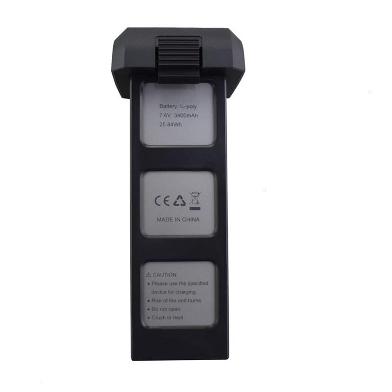 7.6v 3400 mah li-po bateria para mjx