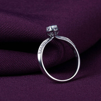 A Carat 18k Gold And White Gold Diamond Ring Platinum Gold Gold Wedding Marriage Couple On The Ring 2