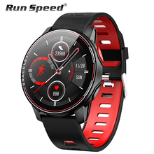 L6 IP68 Impermeabile Intelligente Orologio 2020 Inseguitore di Fitness Heart Rate Monitor Smart Whatch Uomini Donne Smartwatch Per Android IOS