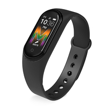 цена на M5 Sports Smart Watch Smartwatch Blood Pressure Heart Rate Monitor Women Men Fitness Wristband with Charger