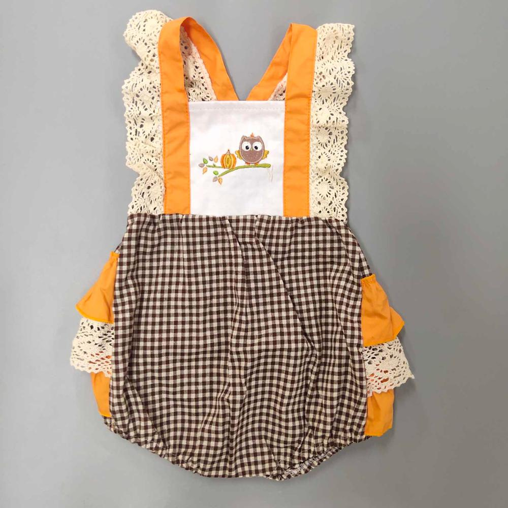 Harvest Season   Romper   Girls Boutique Baby Boy Clothes Newborn Girl   Rompers   Boutique Clothing