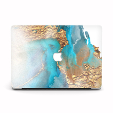 LoliHippo Flow Laptop Protective Case for Apple Macbook Air Pro 11 12 13 15 Inch Marble Notebook Cover Mac Book Replace Case