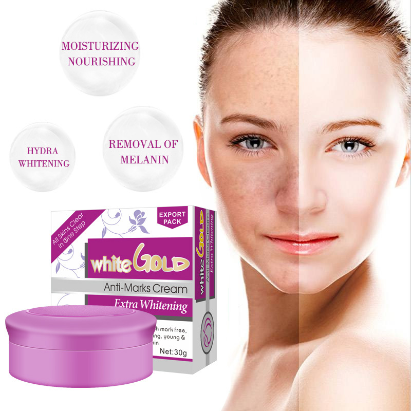 Whitening Pearl Face Cream Deep Hydration And Anti-wrinkle Aging Remove Freckles Skin Care White Gold Anti-Marks Moisturizing