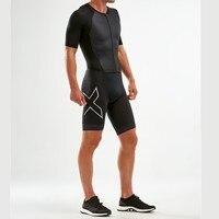 2XUING High Quality Cycling Jersey Skinsuit Men's Triathlon Bike Road Sport Clothes Running suit, ski suit, swimsuit Jumpsuits