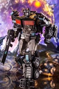 Image 1 - Transformation AOYI BMB black Scourge SS38 Hound figure toy