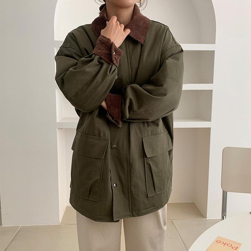 bat manga grossa jaquetas femininas e casacos