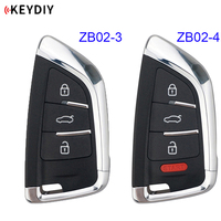 KEYDIY ZB02 3 ZB02 4 KD Smart Universal Remote Key for KD900 KD X2 Mini KD Key Tool
