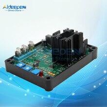 GAVR-8A AVR 8A GAVR 8A Универсальный генератор автоматический регулятор напряжения модуль 110/220/440 VAC Программируемый Вход AC 90 V-480 V