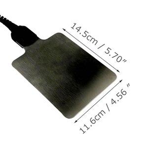 Image 5 - Kapasitif radyo frekansı yüz makinesi monopolar RF cilt kaldırma gençleştirme göz yüz masajı kırışıklık kaldırmak vücut masajı
